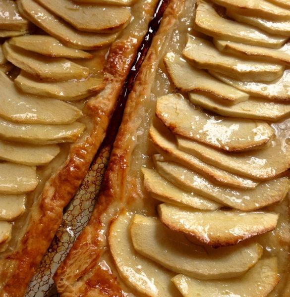 how to make an apple tart
