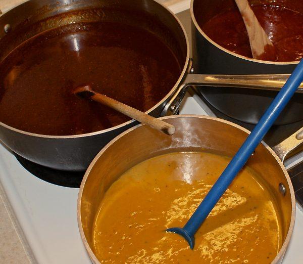 Как самому сделать соус барбекю