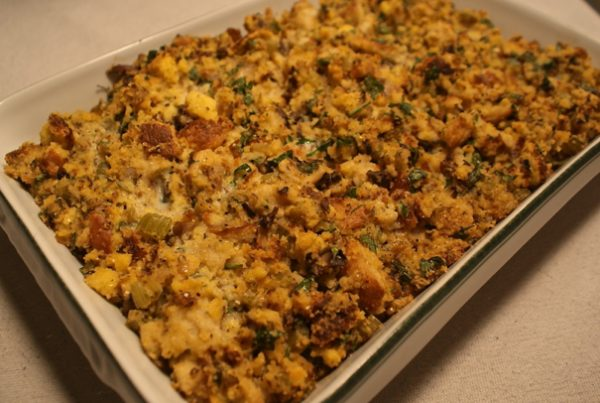Go Back > Gallery For > Southern Cornbread Dressing