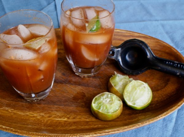 Bloody Lager Recipes — Dishmaps
