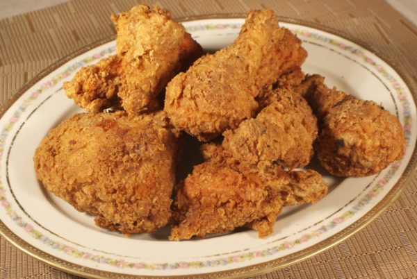 Southern Fried Chicken Inspired by the Belle Meade Country Club ...