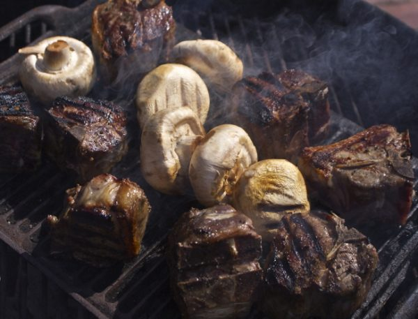 how to cook lamb chops on grill