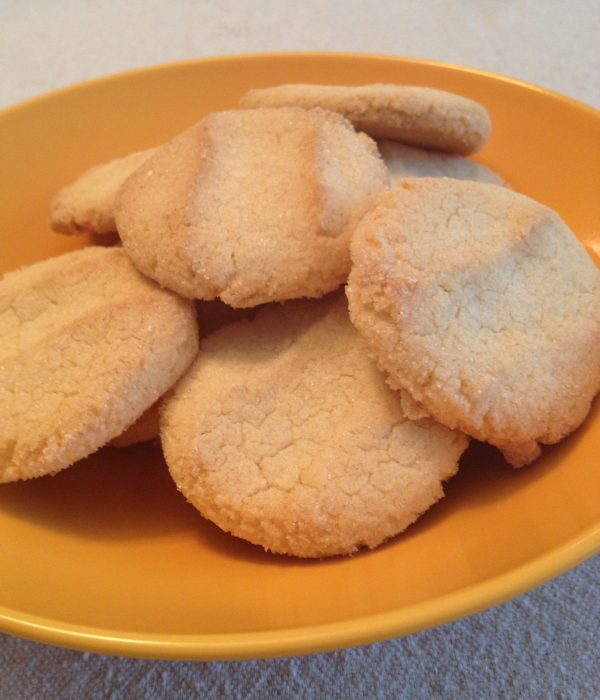 Almond Cookies With Almond Paste Cookies Made With Almond Paste
