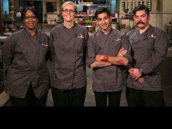 Offal Surprise Chefs