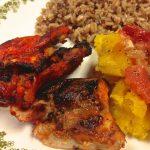 tandoori grilled chicken