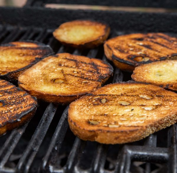 Things on Grilled Bread