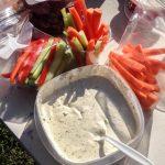 Greek Yogurt Blue Cheese Dip