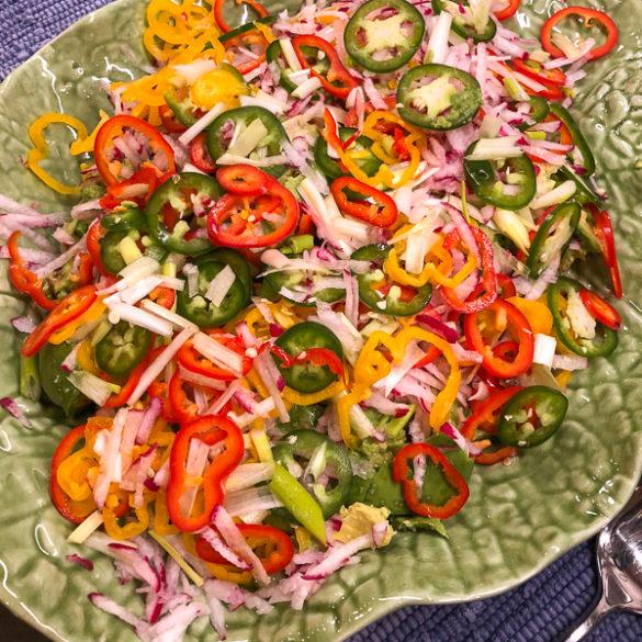 salad brain