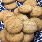 Nashville Cornmeal Cookies with Cardamom